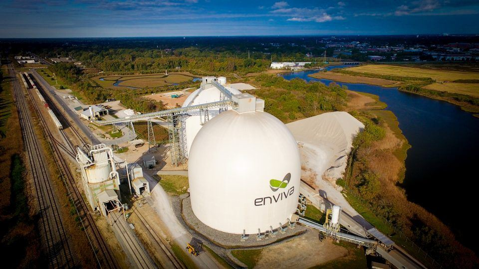 dome technology enviva project