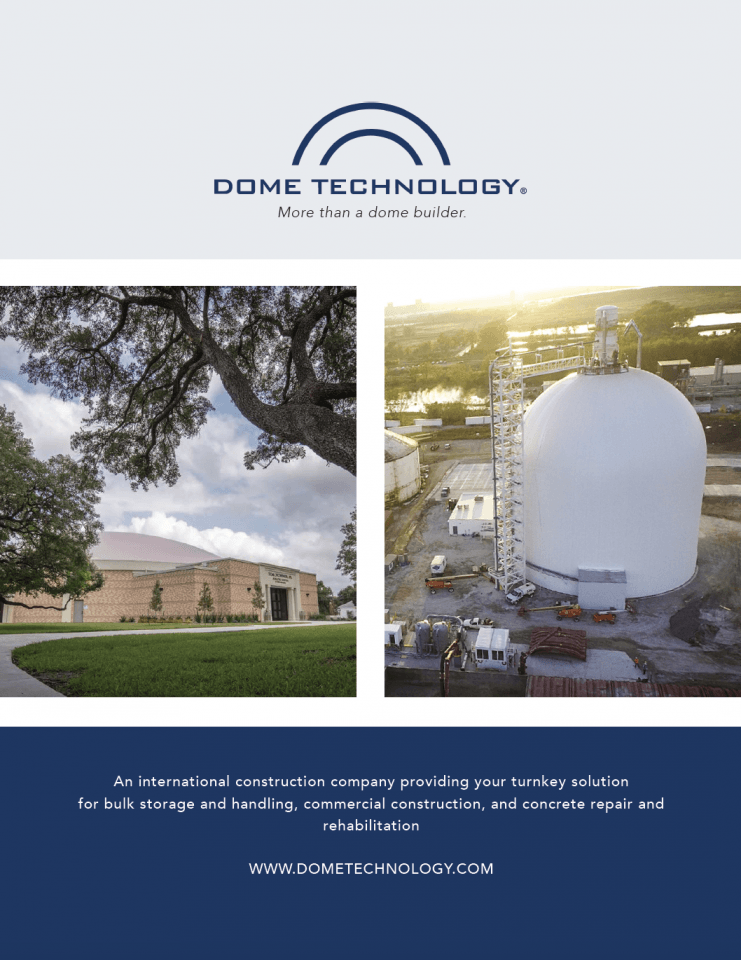Dome Technology company overview cover