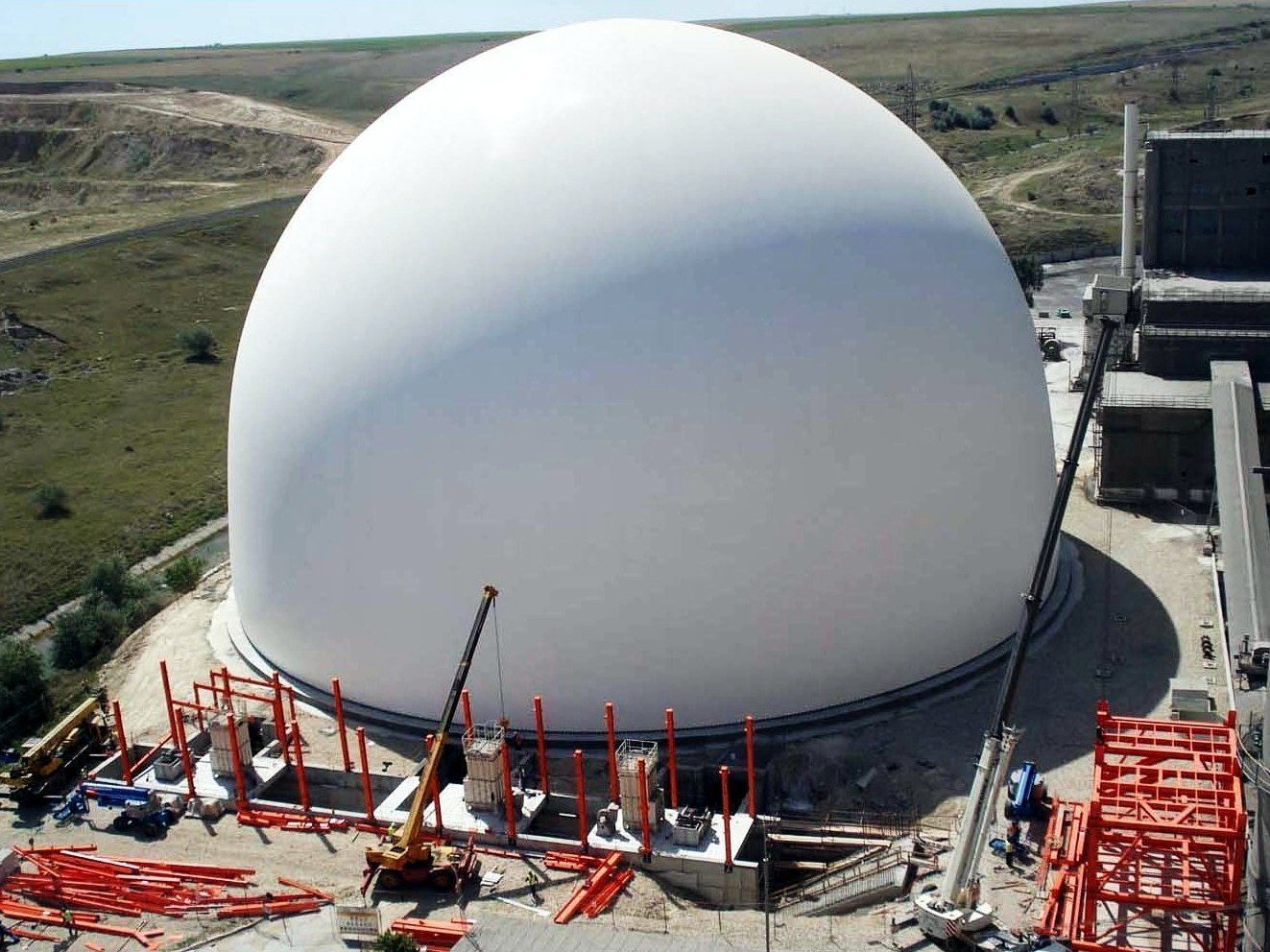 Dome inflation